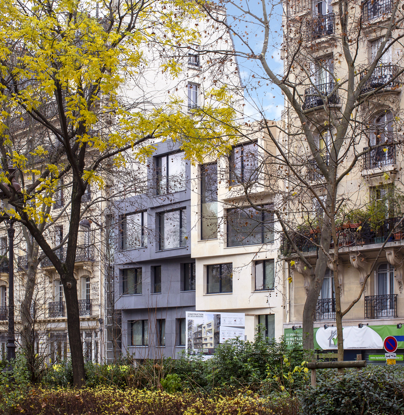 50 boulevard richard lenoir paris 11 esprimm for Hotel boulevard richard lenoir 75011 paris