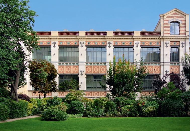 Façade Ateliers de Hauteville, Paris 75010 - Esprimm