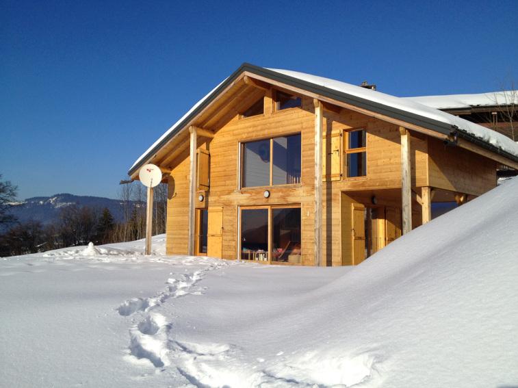chalet montagne, Carroz d'Arâches, Esprimm