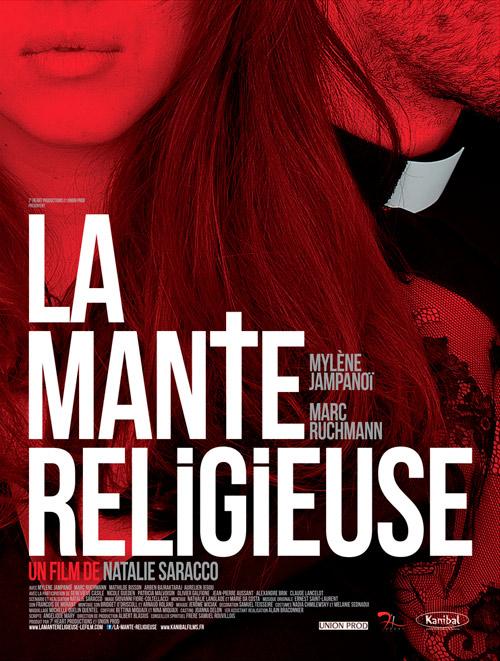 Affiche film la Mante Religieuse